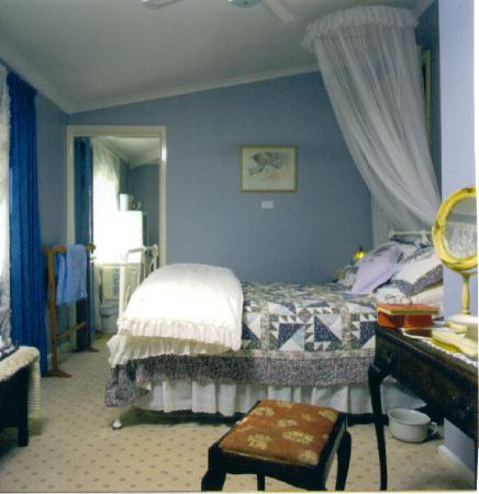 Mildura, Australien: GUESTS ENSUITE BEDROOM