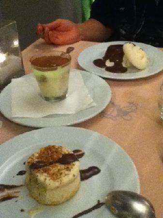 Carnival : les desserts!!!!