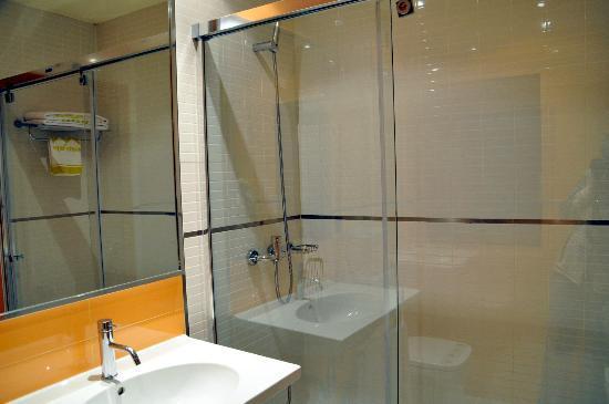 Apartamentos Maria Luisa : Badezimmer