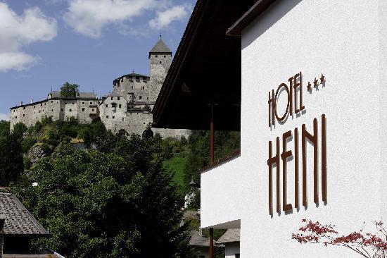 Hotel Heini: Burg Taufers-Castello di Tures