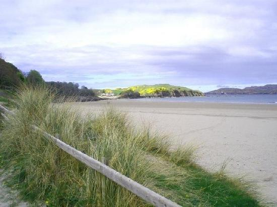 Corcreggan Mill: Nearby Marble Hill Beach