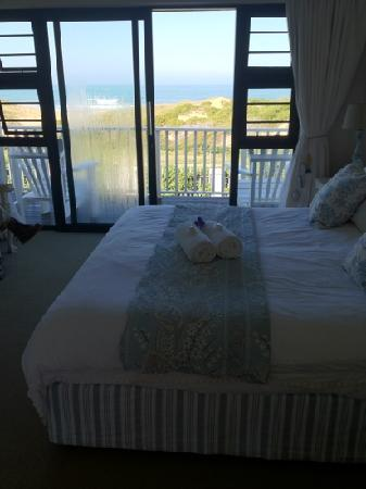 The Beach House: View from room