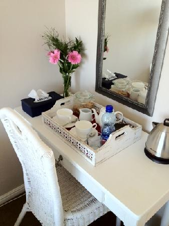 The Beach House: Dressing table & tea/coffee tray