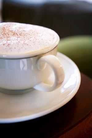 Tea Garden is the perfect place to meet family and friends over a latte or a cup of tea.