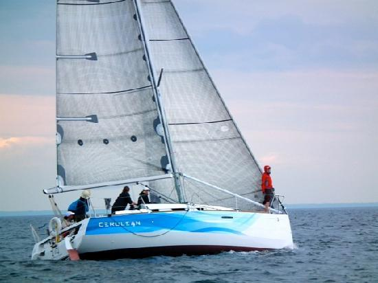 Cerulean Adventures Sailing Yacht Charters