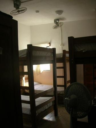 Haina Hostal: Domitory room 6person
