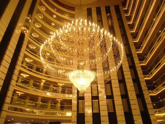 Delphin Palace Hotel: lobby