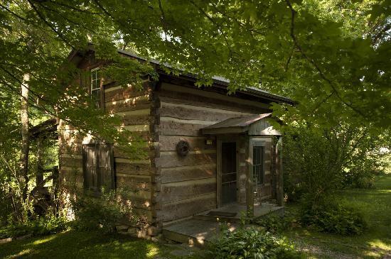 Snug Hollow Farm Bed & Breakfast: Cozy Cabin