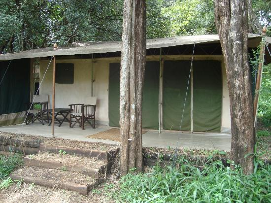 Nairobi Tented Camp: Lovely tent