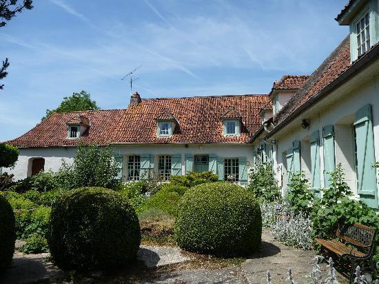 Ferme Prevost de Courmiere : Built in 1680