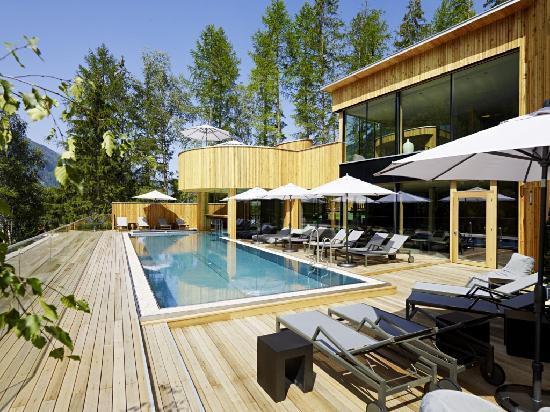 Naturhotel Waldklause: Pool