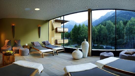 Naturhotel Waldklause: Ruheraum