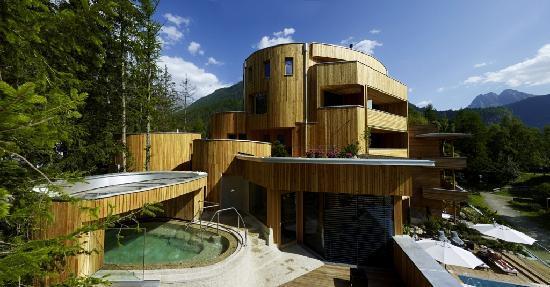 Naturhotel Waldklause: Natur Spa