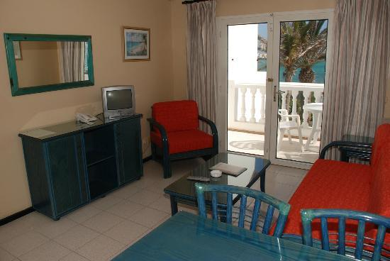 Galera Beach Resort: salon