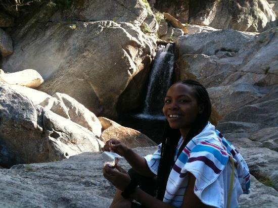 Garden Route Trail: Catching a breath