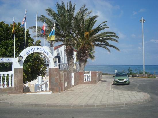 Galera Beach Resort: recepción