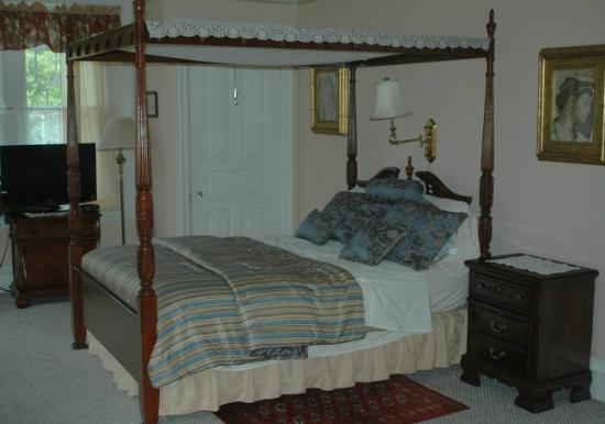 Silverstone Bed & Breakfast: My bedroom