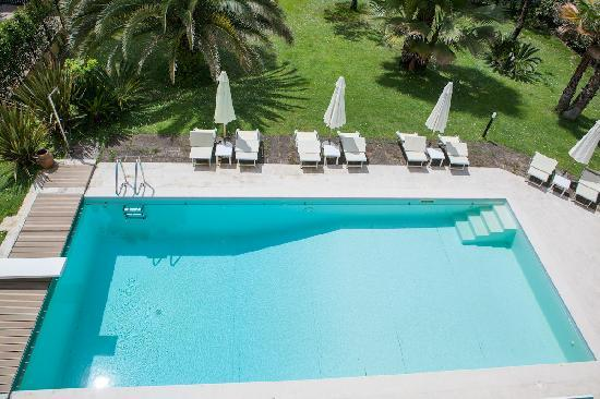 Villa Viviana: piscina