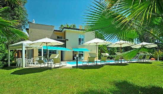 Villa Viviana: dal giardino
