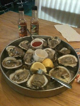 Off the Hook Raw Bar and Grill