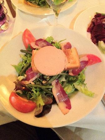 Mucha Cafe-Restaurant: Salade Gourmande