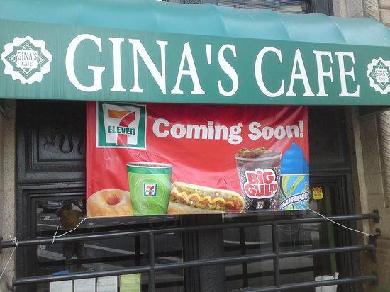 Gina S Cafe Baltimore Menu