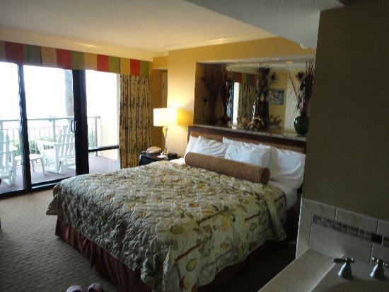 bedroom picture of the caravelle resort myrtle beach tripadvisor