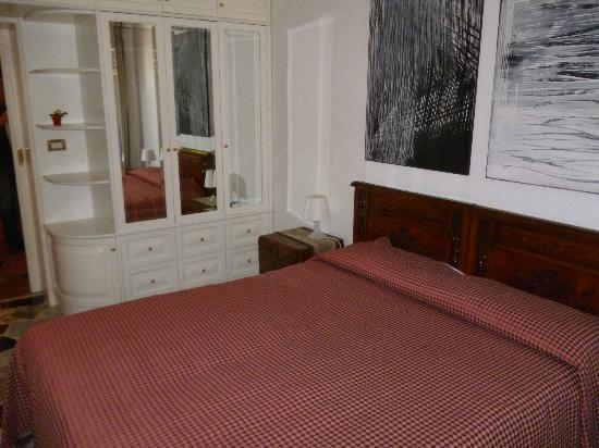 B&B Casa Baseggio: Slaapkamer