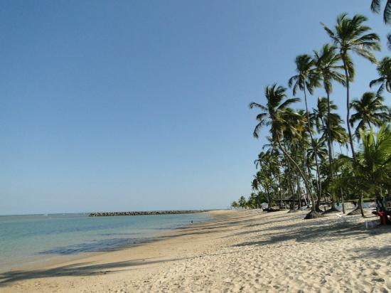 Vera Cruz, BA: Vista de la playa