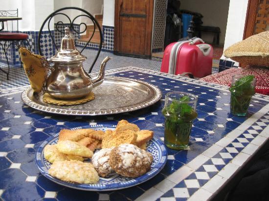 Riyad Al Atik: thee als afscheid