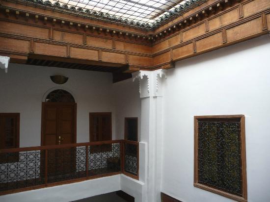 Riyad Al Atik: deur naar kamer
