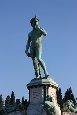 FlorenceTown: statue de David