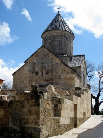 Dilijan, Armenia: monastero