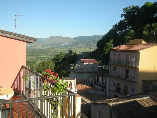 Albergo Diffuso Santa Caterina: The view from my balcony window