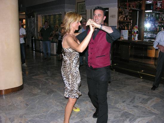 Hotel Abano Terme Cristoforo: serata da ballo tutti i Martedi e Giovedi