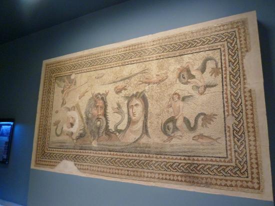 Gaziantep Zeugma Mozaik Müzesi: great mosaics
