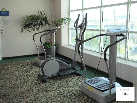 Days Inn Santa Monica/los Angeles: Fitness Area