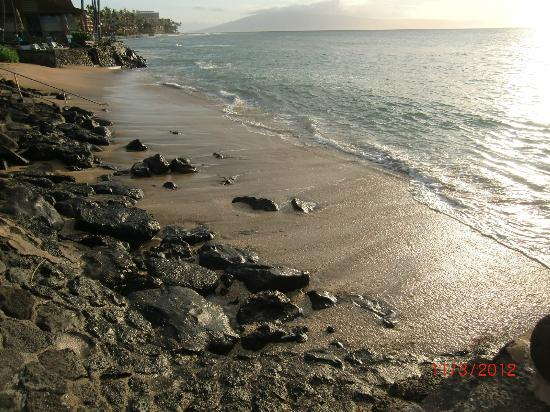 Hale Maui Apartment Hotel: Nice beach area