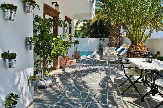 Galatia Villas: swimming pool