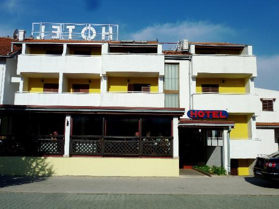 Knin, Croácia: Hôtel Mihovil
