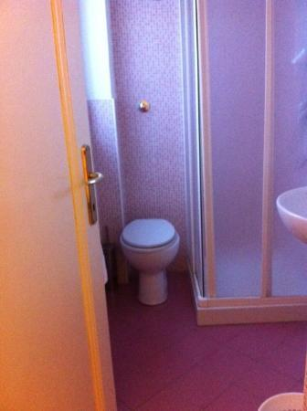 Le Stanze dei Medici: la sala da bagno...senza bidet