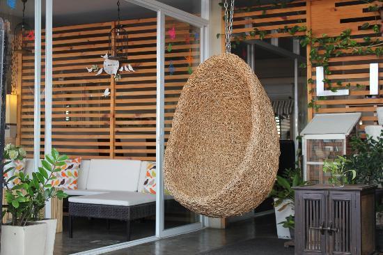 Limburi Hometel: Hotel Lobby Area