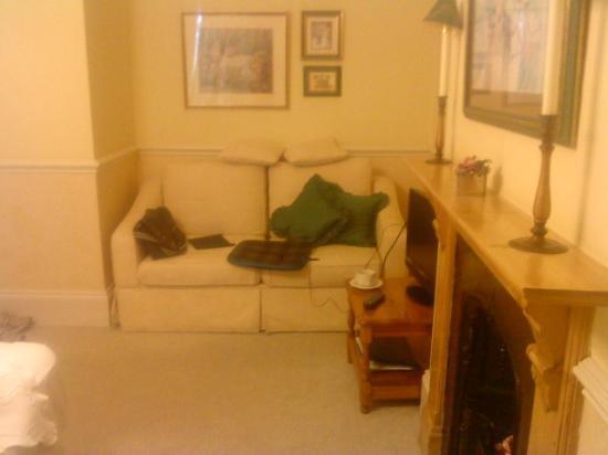 Kerrington House: seating area