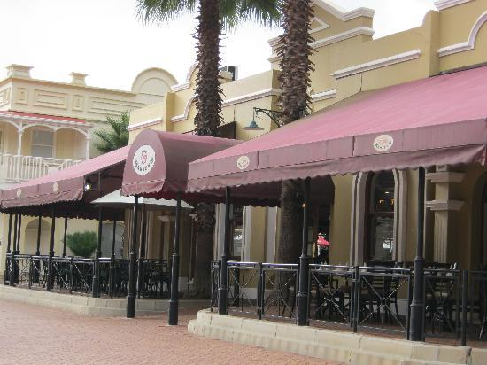 Gold Reef City Theme Park Hotel: Barney's Restaurant