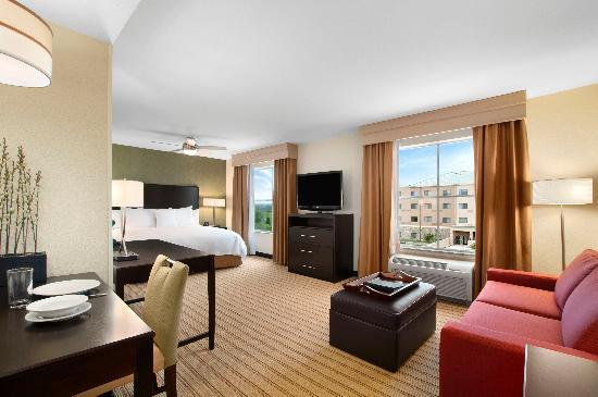 Homewood Suites Fort Worth West at Cityview: King Studio