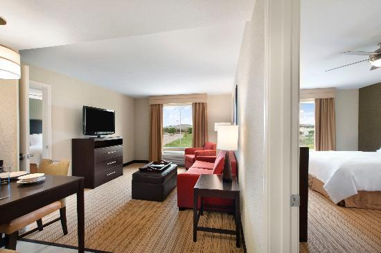 Homewood Suites Fort Worth West at Cityview: Two Bedroom Suite