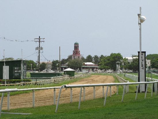 Barbados Turf Club: The Garrison Savannah