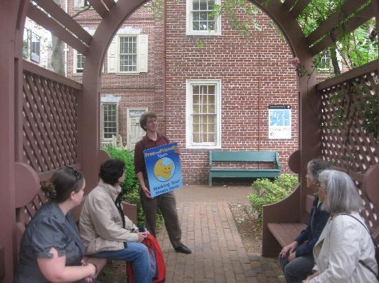 Free and Friendly Tours: A Free and Friendly Tour