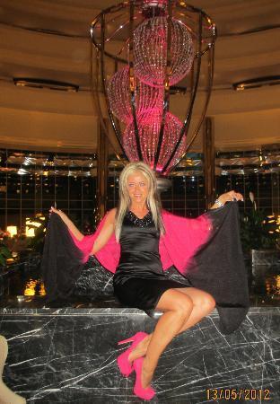 Calista Luxury Resort: Лобби Калисты