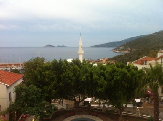 Agora Restaurant : the view